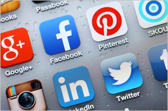 markedsføring sociale medier